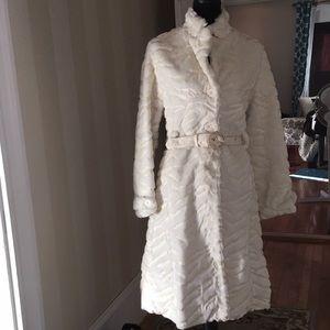 Shearling (faux) baby phat coat